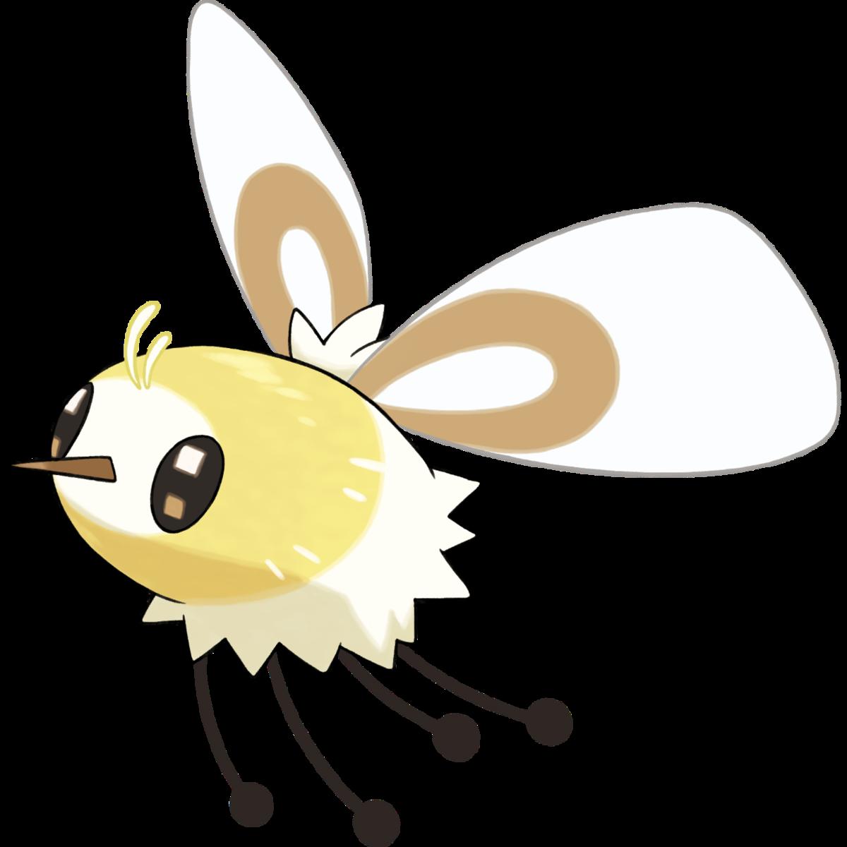 Face toward sun clipart banner free download Cutiefly (Pokémon) - Bulbapedia, the community-driven Pokémon ... banner free download
