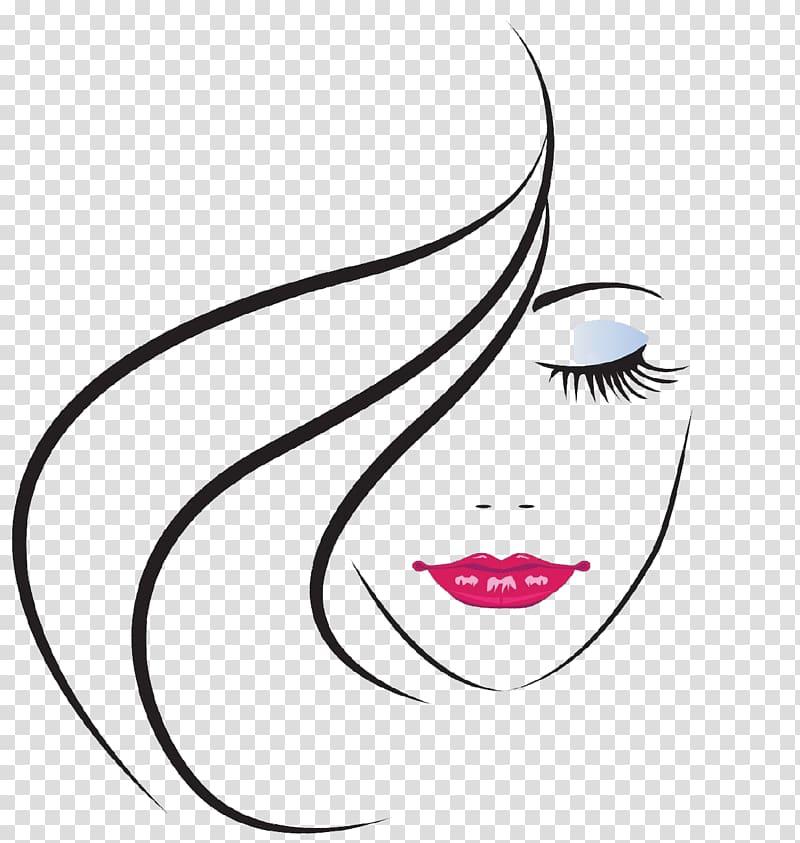 Permanent makeup clipart