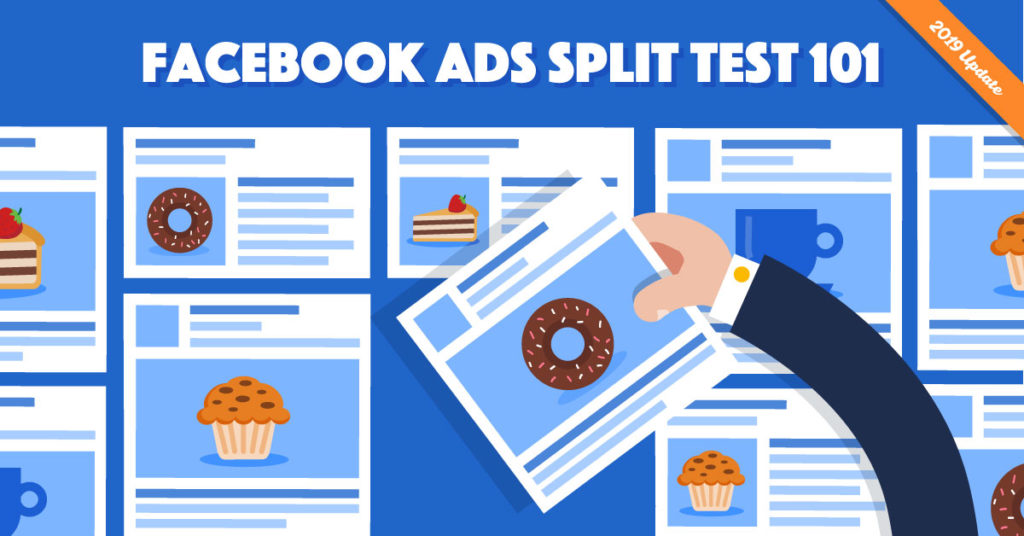 Facebook ads logo clipart clip royalty free download Facebook Ads Split Testing 101 clip royalty free download