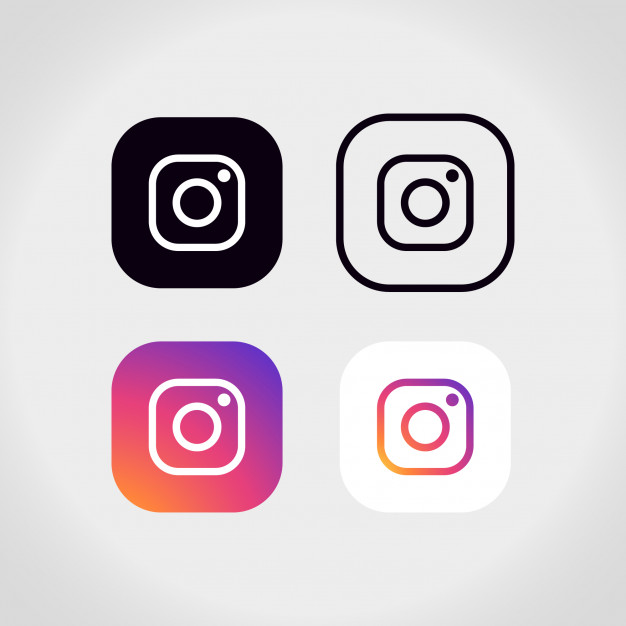 Facebook and instagram icon clipart jpg transparent stock Instagram Vectors, Photos and PSD files | Free Download jpg transparent stock