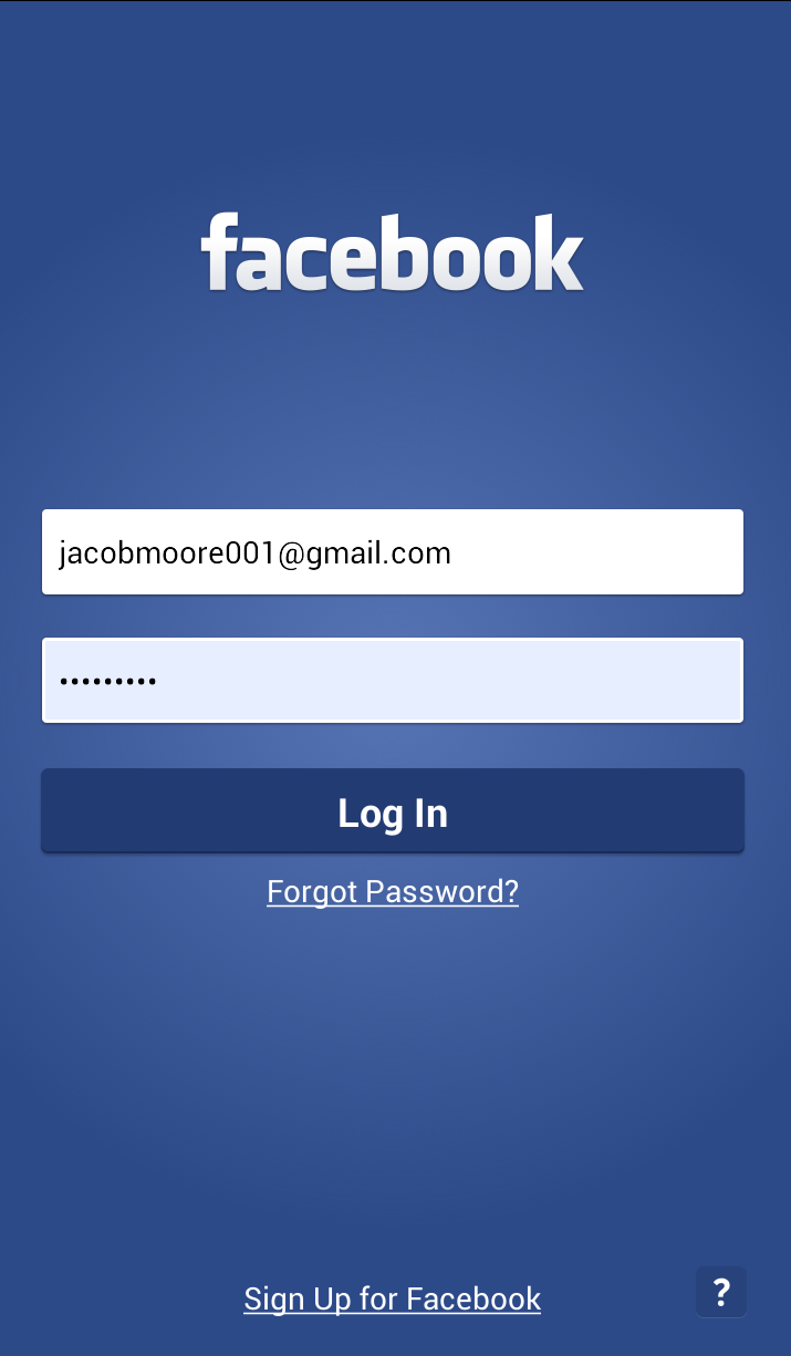 Facebook app vector transparent How and Where to Find Facebook Code Generator in the Facebook App ... vector transparent