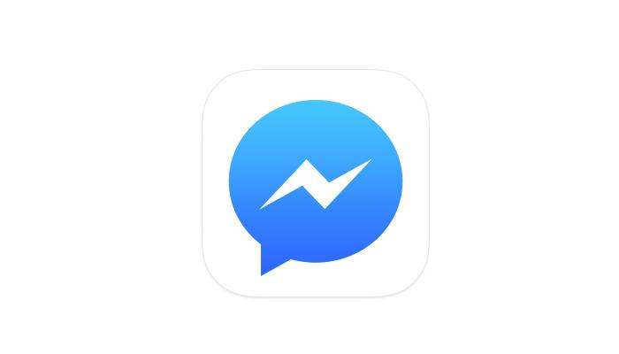 Facebook app clipart clip art freeuse download Facebook messenger logo clipart - ClipartFest clip art freeuse download