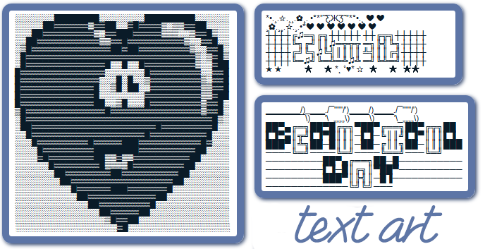 Facebook ascii cliparts jpg free library Facebook Text Art (ASCII Art) | Symbols & Emoticons jpg free library