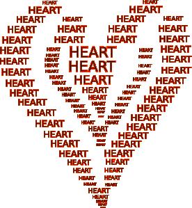 Facebook ascii cliparts banner library Heart Ascii Art Clip Art at Clker.com - vector clip art online ... banner library