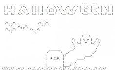 Facebook ascii cliparts jpg free stock 37 Best ASCII images in 2018 | Ascii art, Texts, Lyrics jpg free stock