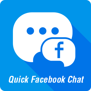 Facebook clip art in chatting svg freeuse stock Quick Facebook Chat | Onsite Messenger Live Chat Popup svg freeuse stock