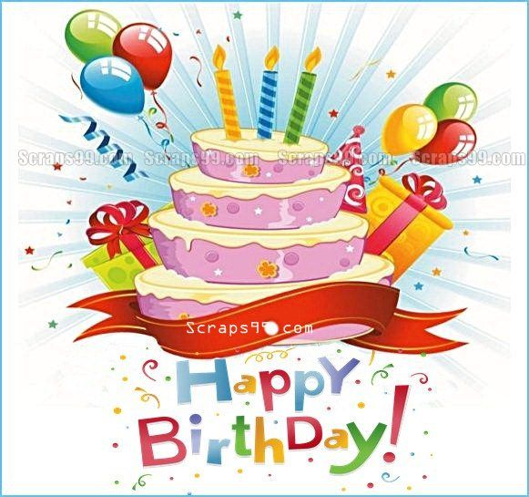 Facebook clipart birthday jpg stock 17 Best ideas about Birthday Greetings For Facebook on Pinterest ... jpg stock