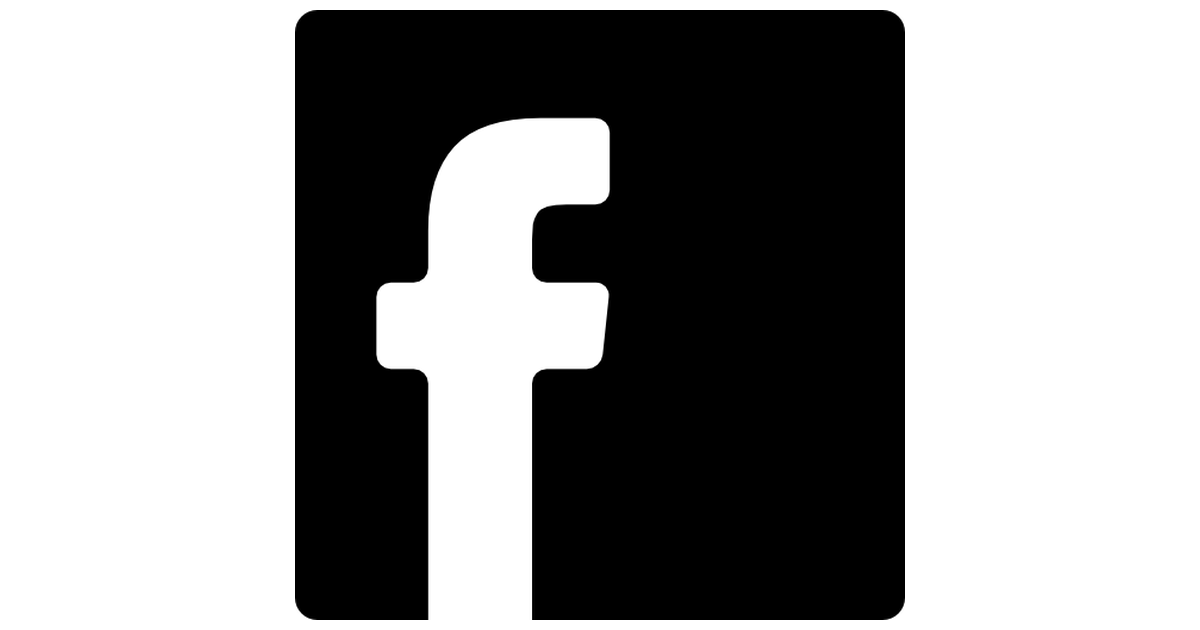 Facebook clipart black png library download Icon Facebook - ClipArt Best png library download