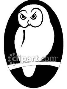 Facebook clipart black and white png black and white download black and white Whimsical Owl Clip Art | Cart Cart Lightbox ... png black and white download