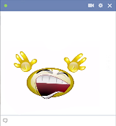 Facebook clipart for moving day image stock Animated Emoticons - Talking Smileys - Facebook Symbols and Chat ... image stock
