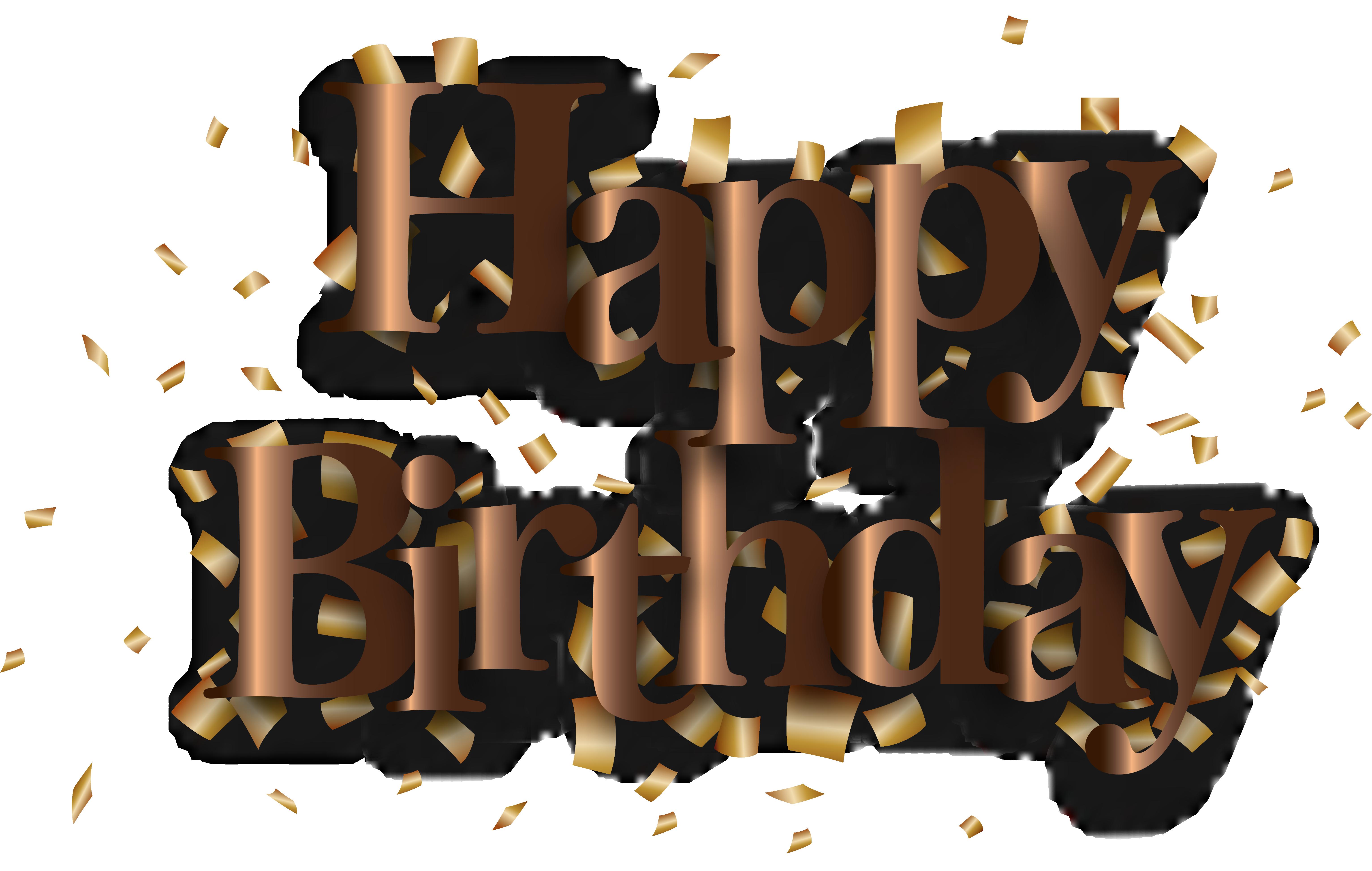 Facebook clipart halloween birthday vector freeuse library Happy Birthday Clip Art Image   Gallery Yopriceville - High-Quality ... vector freeuse library