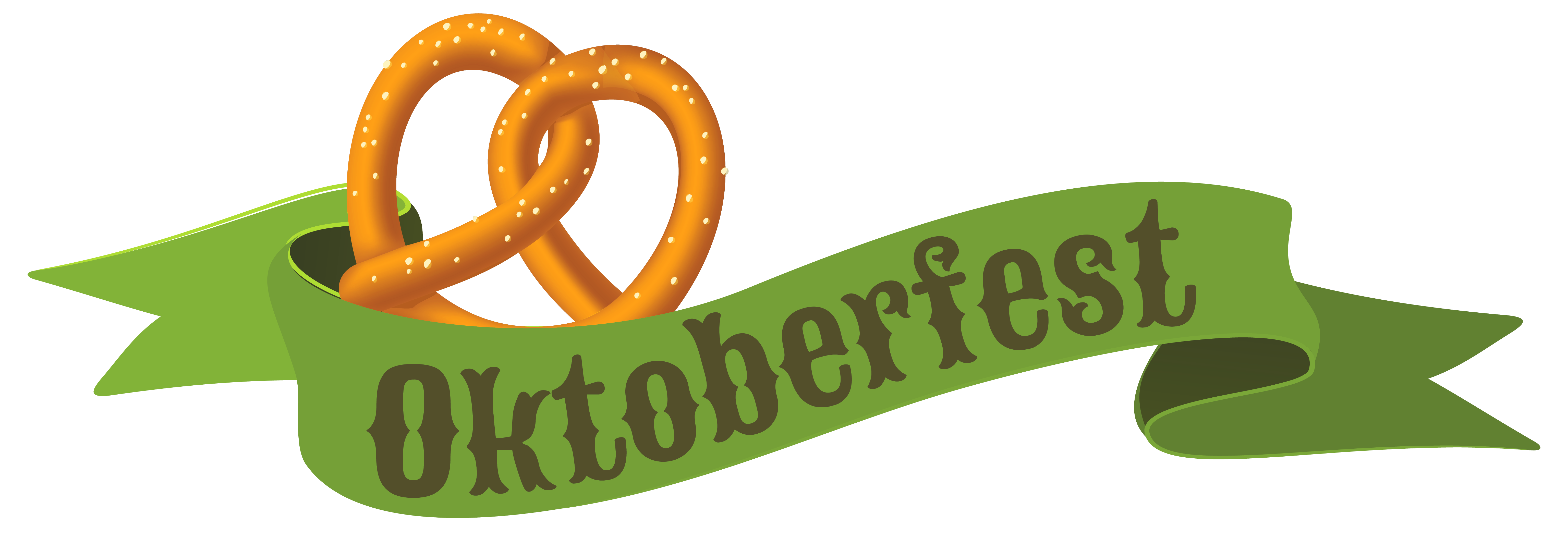 Facebook clipart halloween birthday free stock Oktoberfest Green Banner PNG Clipart Image   Gallery Yopriceville ... free stock