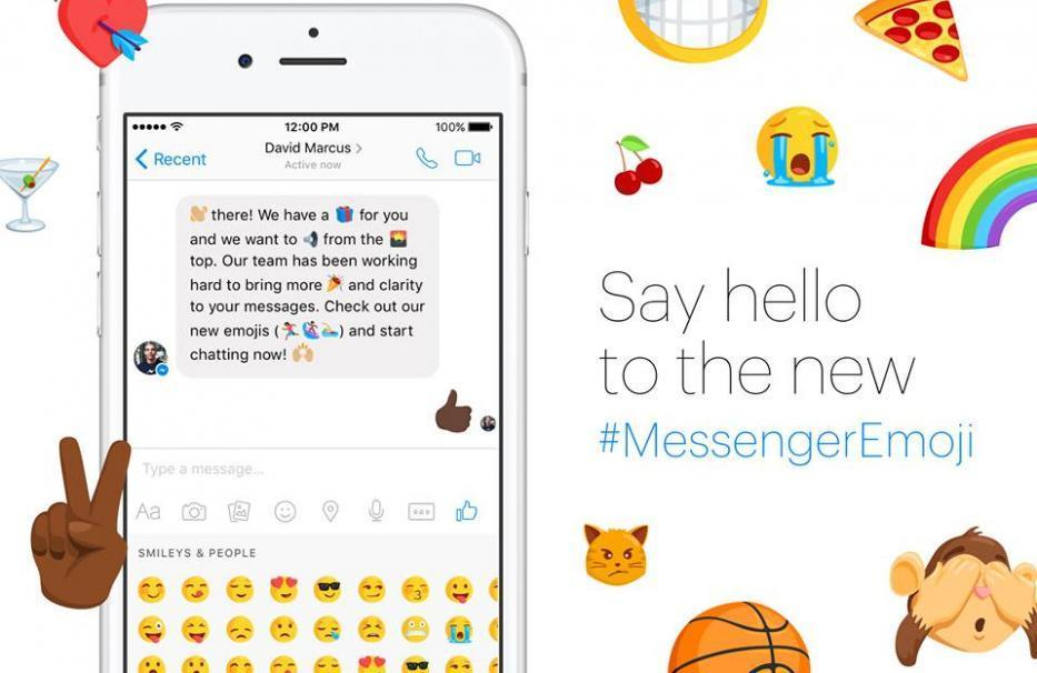 Facebook clipart not loading banner transparent library How To Turn Off Facebook Messenger Emoji: Company Adds 1500 New ... banner transparent library