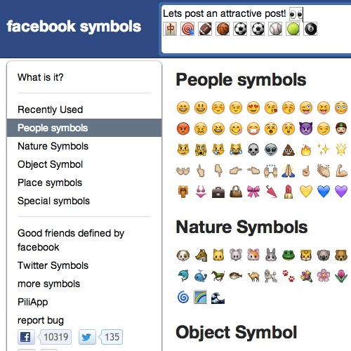 Facebook clipart pictures of nature svg stock Facebook Symbols Clipart - Clipart Kid svg stock