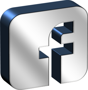 Facebook clipart png image stock Square Chrome Facebook Icon, PNG ClipArt Image | IconBug.com image stock