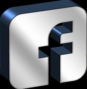 Square Chrome Facebook Icon, PNG ClipArt Image | IconBug.com image stock