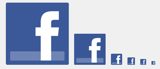 Facebook clipart size image freeuse Icon Pixel Facebook Clipart - Free to use Clip Art Resource image freeuse