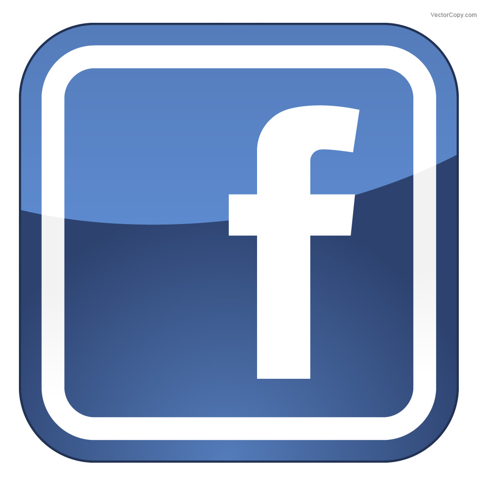 Facebook clipart vector png library download Facebook icon logo Free Vector Image #9 – VectorCopy png library download
