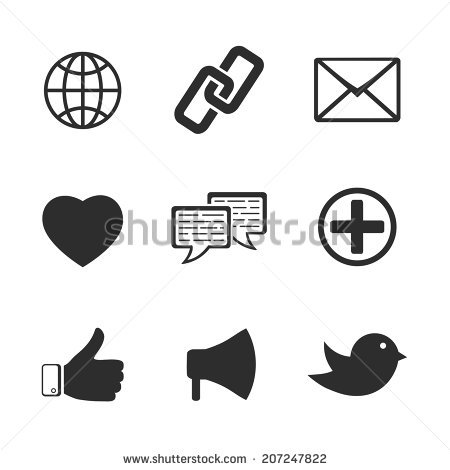 Facebook clipart white picture Facebook Symbol Stock Vectors, Images & Vector Art | Shutterstock picture
