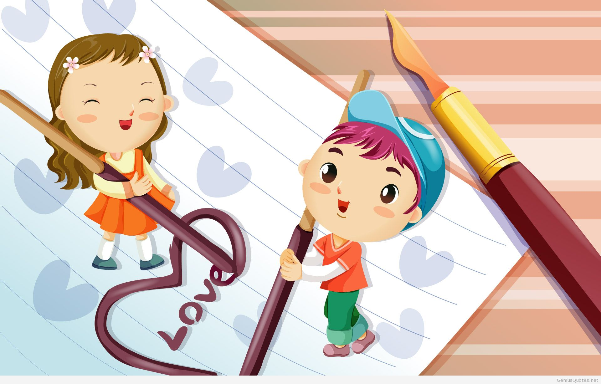 Cute baby couple clipart for facebook - ClipartFox graphic transparent library
