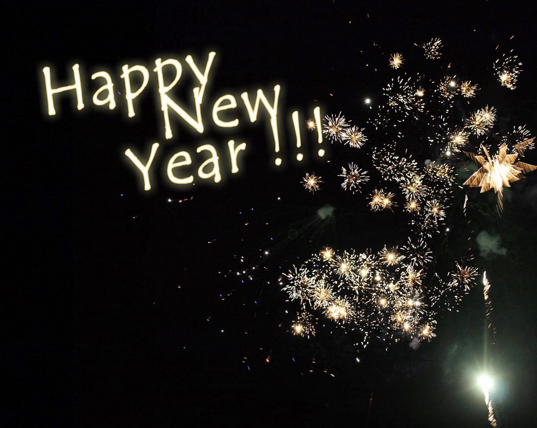 Free clipart facebook friends happy new year - ClipartFest clipart black and white library