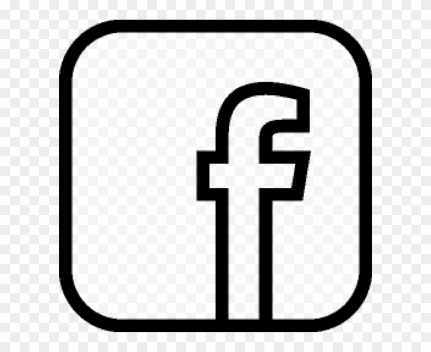 Facebook logo clipart black clip art royalty free download Facebook F Icon, Facebook, F, Like Us Png And Vector - Facebook Icon ... clip art royalty free download