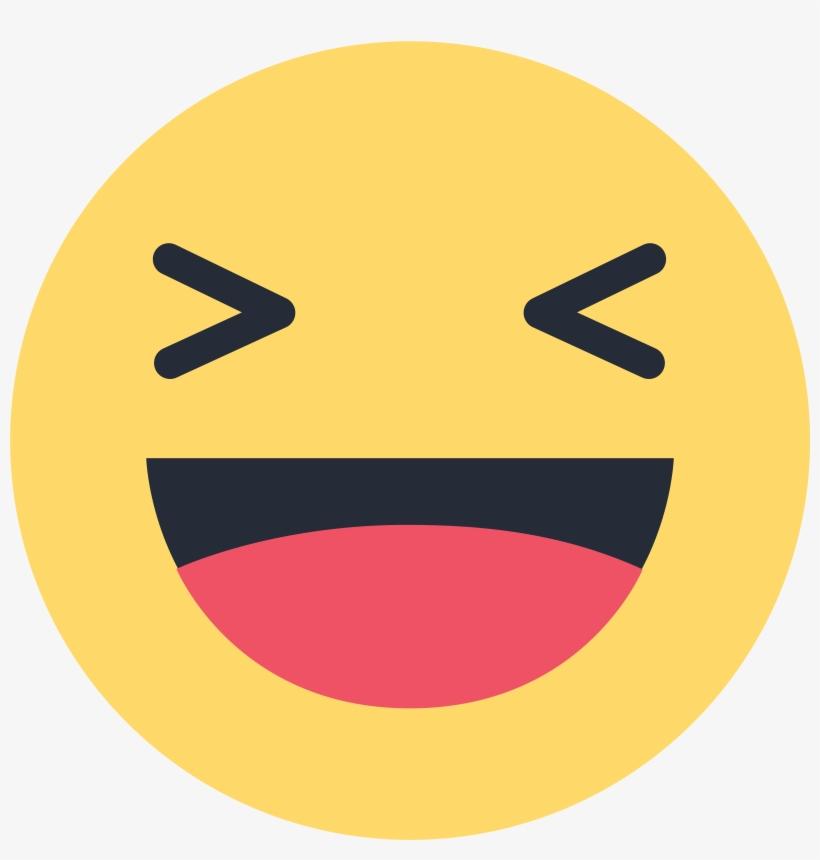Facebook haha clipart jpg free library Facebook Haha Logo Png Transparent - Facebook Haha Emoji Png - Free ... jpg free library