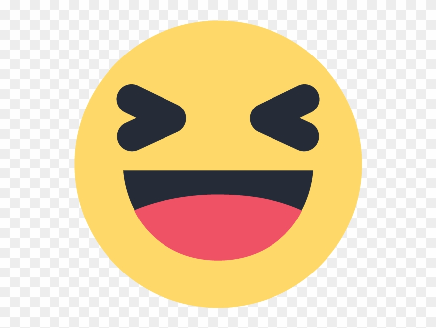 Facebook haha clipart picture transparent library Facebook Haha Emoji Emoticon Vector Logo - Smile Icon Facebook Png ... picture transparent library