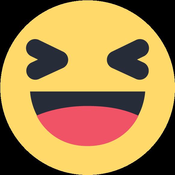 Facebook haha clipart vector free stock Facebook Haha Emoji Emoticon Vector Logo - Smile Icon Facebook Png ... vector free stock