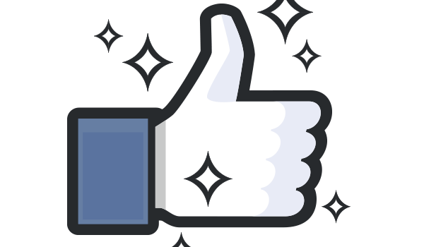 "Facebook like button clipart image black and white Facebook Is Building An Empathy Button, Not ""Dislike"". Here's How ... image black and white"