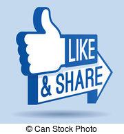Facebook like clip art svg freeuse Like Stock Illustration Images. 66,867 Like illustrations ... svg freeuse