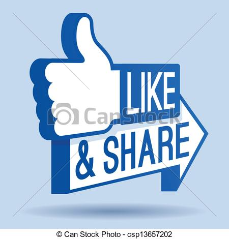 Like Facebook Like And Recommend Clipart - Clipart Kid png free stock