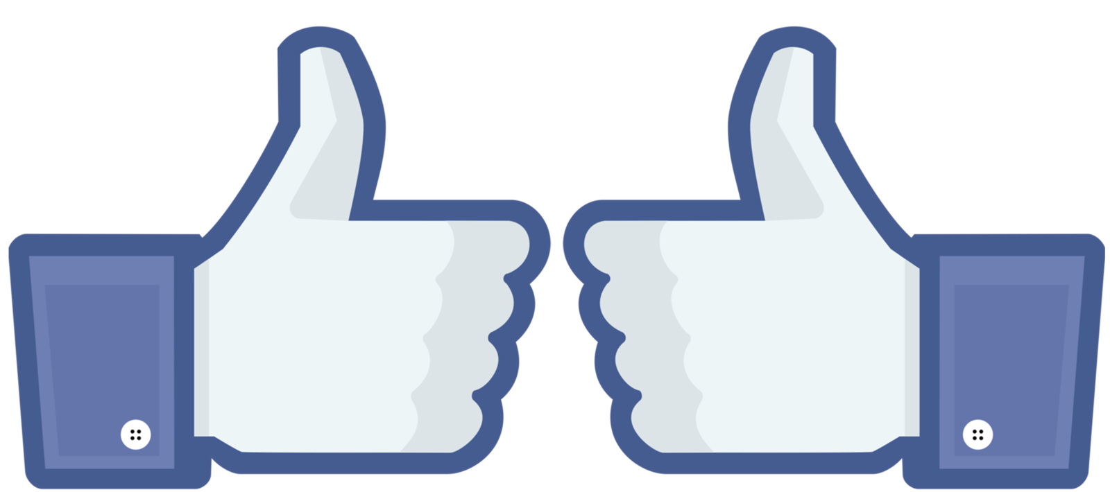 Facebook like logo clipart clipart library library Facebook like logo clipart - ClipartFest clipart library library