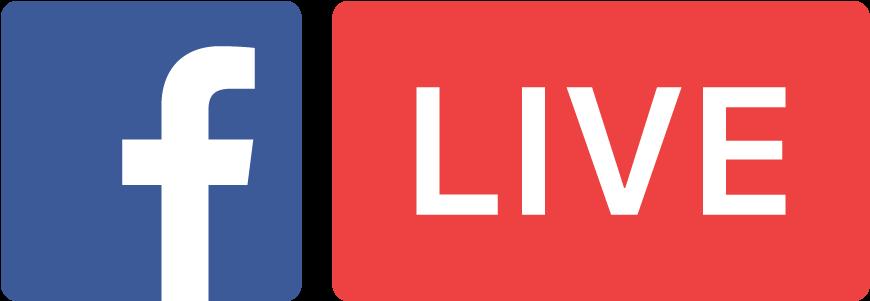 Facebook live logo clipart transparent jpg library stock Clip Art Freeuse Stock Community Vector Outreach - Facebook Live ... jpg library stock