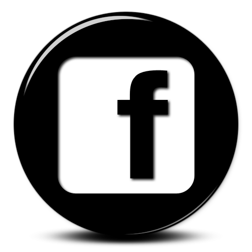 Facebook logo black and white clipart picture library library Facebook logo clipart black and white - ClipartFest picture library library