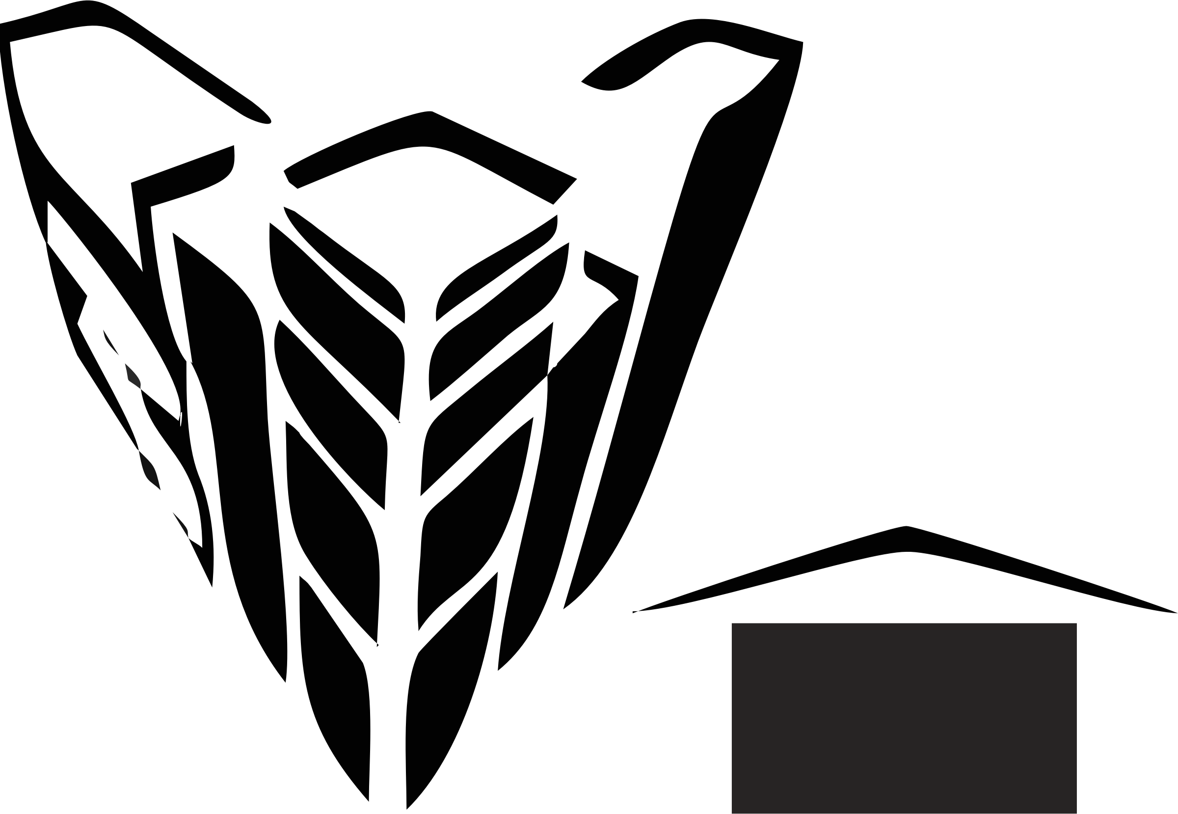 Facebook logo clipart clip art free download Logo Building Black and white Clip art - Durga Maa 2400*1658 ... clip art free download