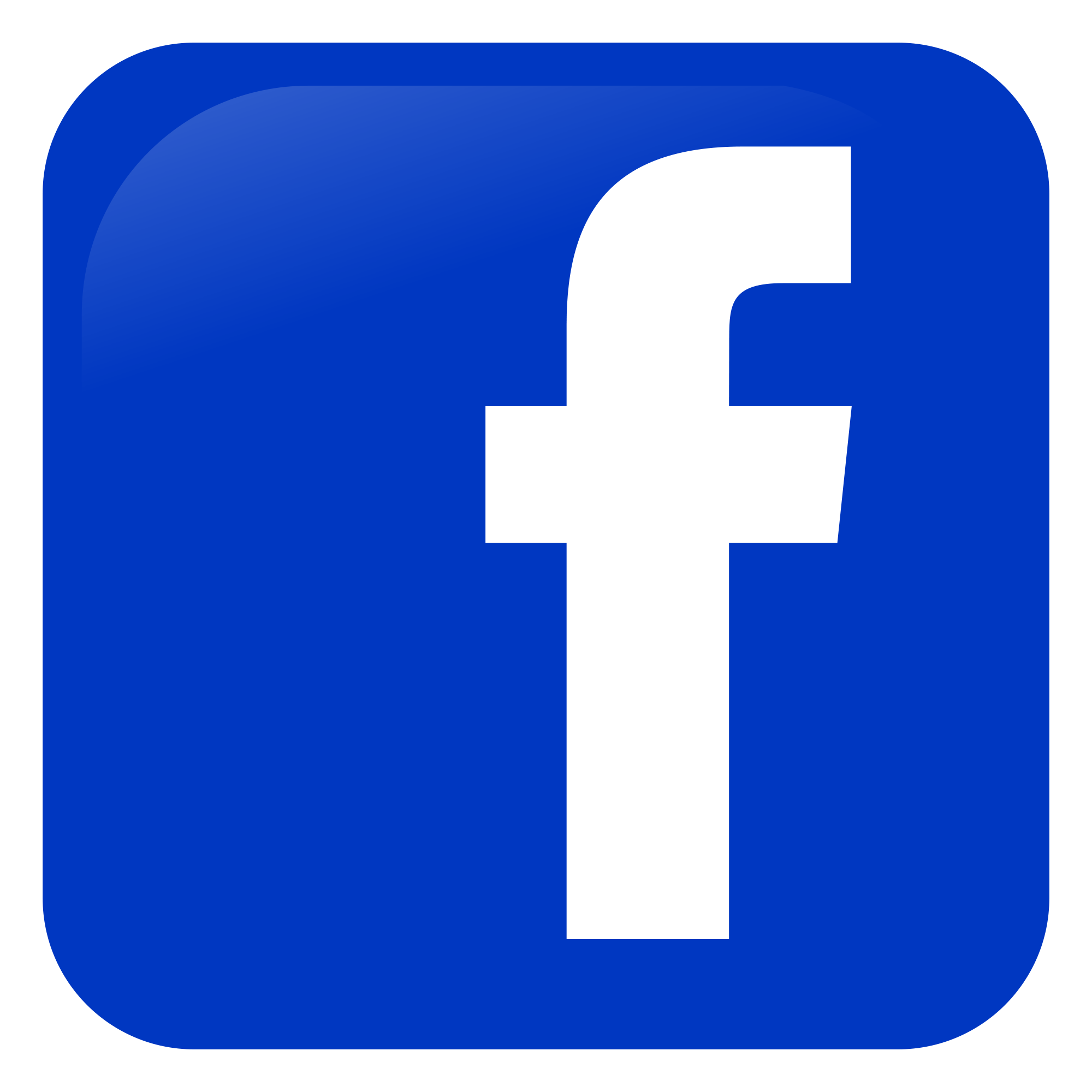 Facebook logo clipart png svg stock Facebook Logos PNG images free download svg stock