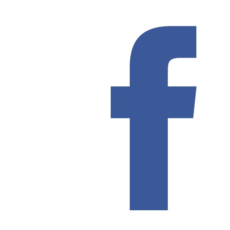 Facebook logo clipart white image transparent Facebook Logo Png - Free Icons and PNG Backgrounds image transparent