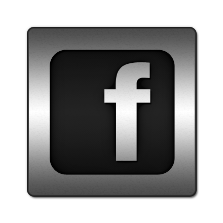 Facebook logo clipart white graphic black and white stock Black Facebook Icon Clipart - Clipart Kid graphic black and white stock