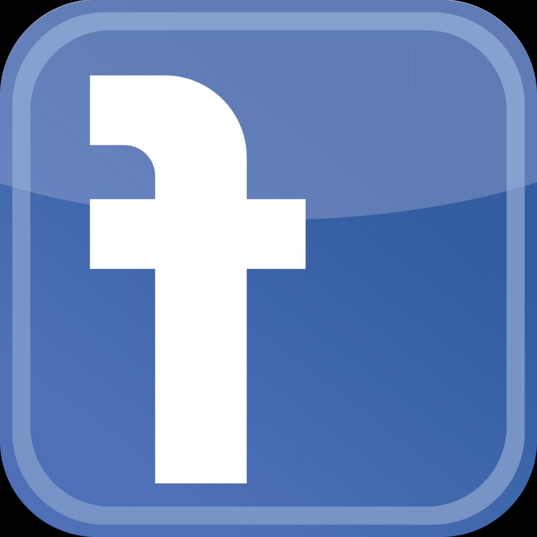 Facebook logo vector clipart image library library Exclusive Facebook Logo Vector Clipart Layout | VectoRealy image library library