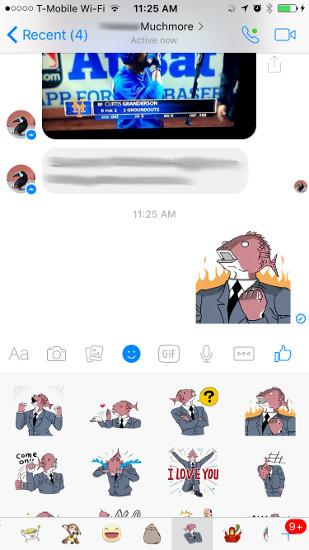 Facebook messenger clipart picture transparent stock Facebook Messenger (for iPhone); iPhone Apps Reviews and Price ... picture transparent stock