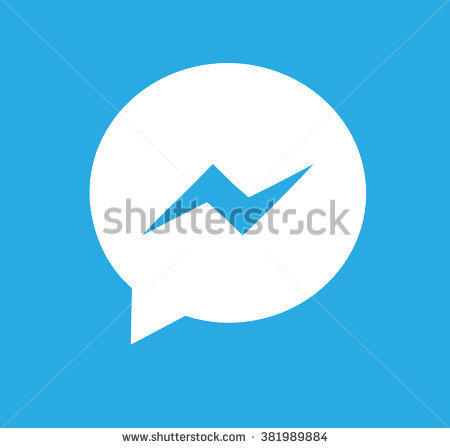Facebook messenger logo clipart stock Whats What Stock Vectors & Vector Clip Art   Shutterstock stock