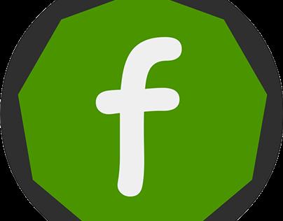 Facebook messenger 2015 new logo designs on Behance banner library download