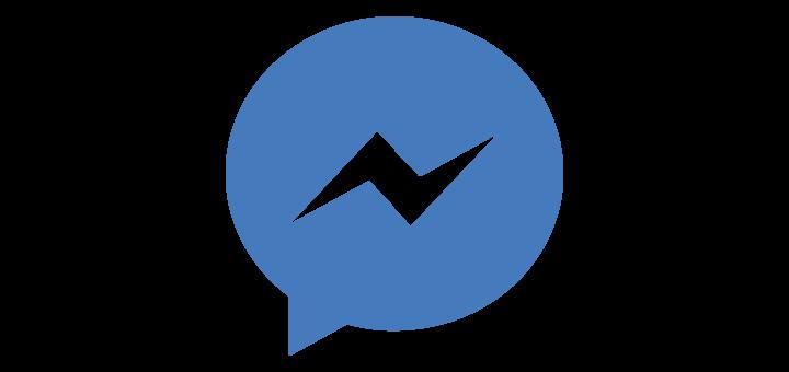 Facebook messenger logo clipart - ClipartFest png freeuse