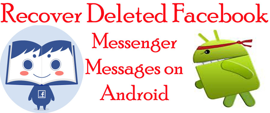 Facebook messenger phone clipart png library download How to Recover Deleted Facebook Messenger Messages on Android png library download