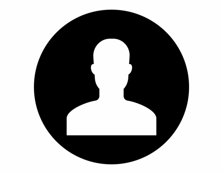Facebook profile icon clipart png library library Koren Hosnell - Profile Icon White Png Free PNG Images & Clipart ... png library library