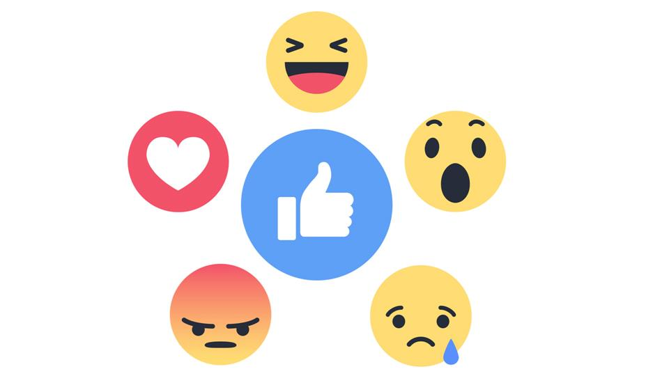 Facebook reactions wow clipart svg stock As Facebook Moves Beyond \'Like,\' You Need to \'Love\' and \'Haha\' With ... svg stock