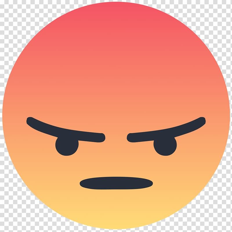 Facebook reactions wow clipart picture transparent download Angry Facebook reaction emoji, Anger Social media Facebook Emoji ... picture transparent download