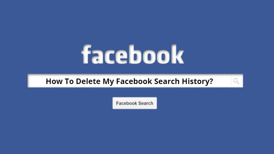 Facebook search black and white How To Delete Facebook Search History All At Once? | Clear People ... black and white