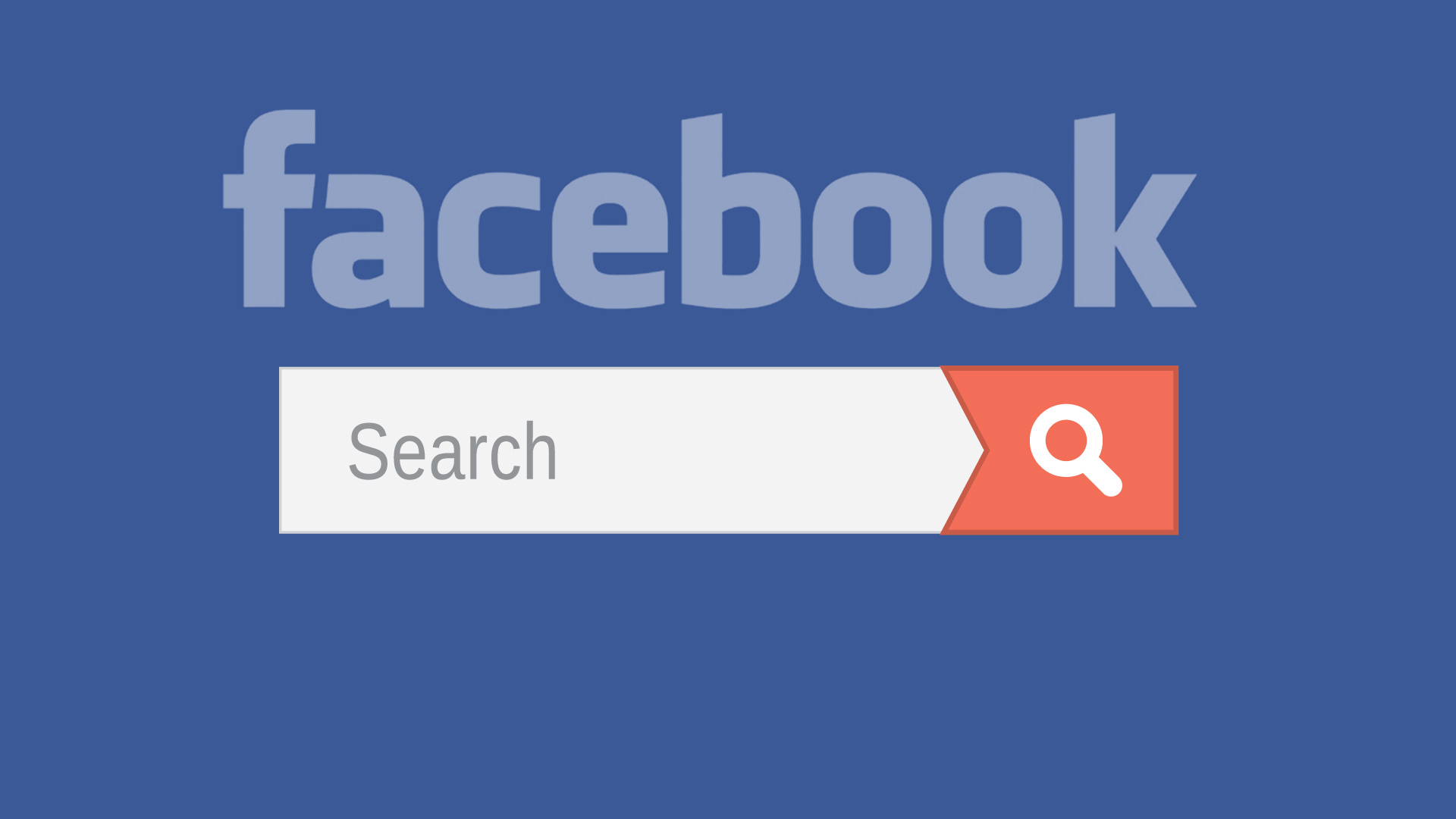 Facebook search clip stock Facebook Search: Search Conversations, Topics and Events clip stock